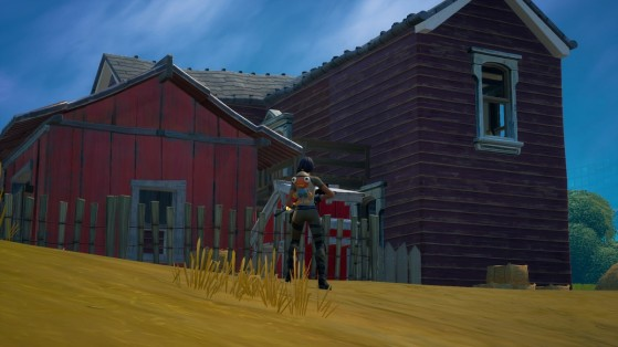 Fortnite Week 4 Challenge: Search the farm for clues