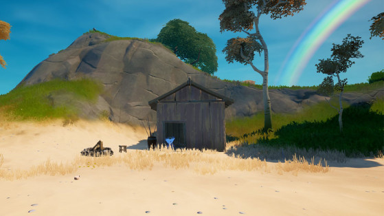 Fortnite Week 7 Challenge: Where to construct a wooden hatchery
