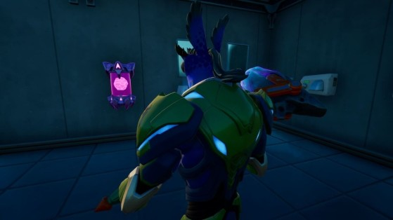 Where to find Alien Artifacts in Week 7 of Fortnite