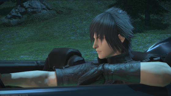 The FFXV Collaboration Event is back in FFXIV for 2021