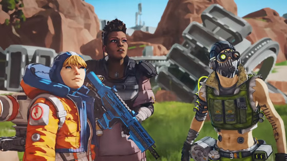 Apex Legends' Iron Crown event skins have leaked