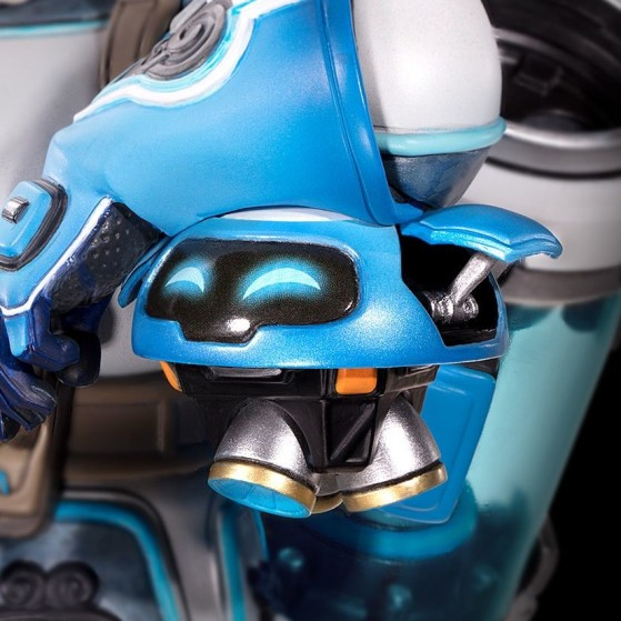 New Mei statue hits the Blizzard Gear Store - Millenium