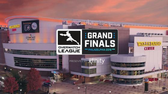 Blizzard unveils plans for 2019 Overwatch League Grand Finals