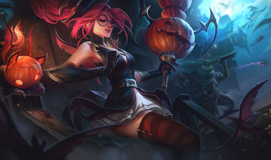 Halloween Janna Skin 2020 LoL — New 2019 Halloween Skins for Blitzcrank, Kassadin and Miss