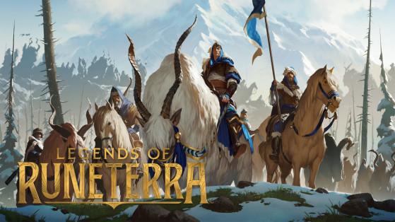 LoL, LoR, Legends of Runeterra: All Keywords