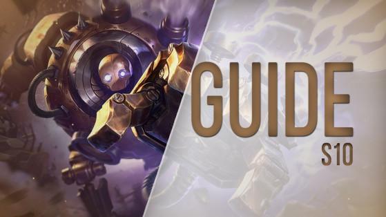 LoL Guide, Build for Blitzcrank, Support, S10
