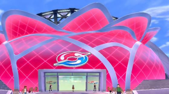 Pokemon Sword, Pokemon Shield: Walkthrough, part 17,  the Wyndon Gym Championship Finals