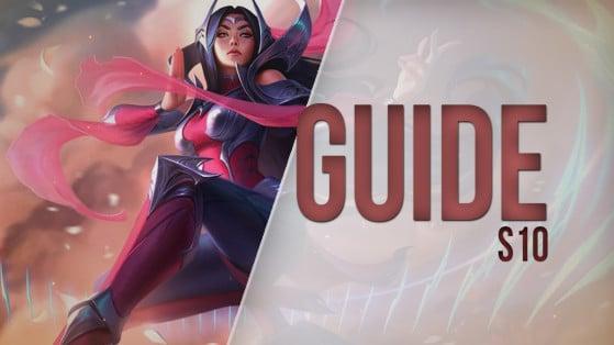 Guide LoL Irelia, Mid, S10
