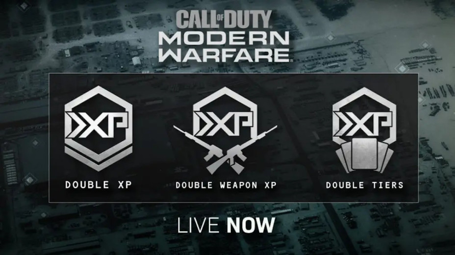 Cod Mw Double Xp Live Until February 11 Millenium