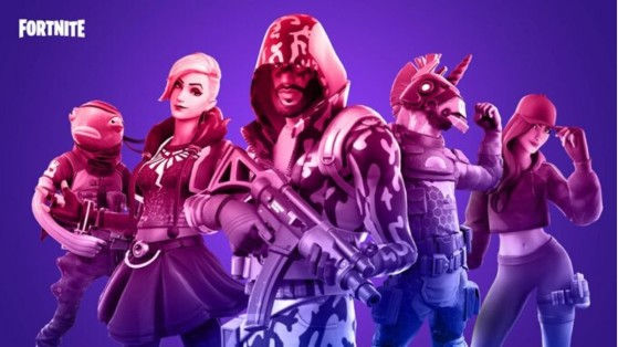 Fortnite Ghost and Shadow Hype Nite+