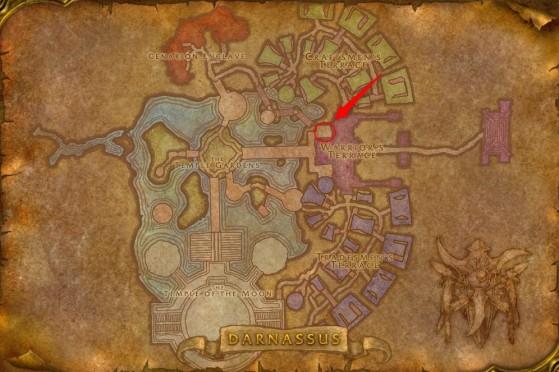 Keras Wolfheart - World of Warcraft: Classic