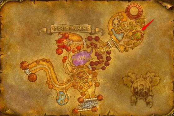 Deze Snowbane - World of Warcraft: Classic