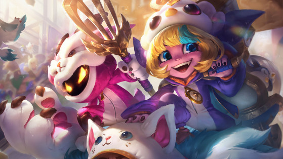 LoL Patch 10.7: Furyhorn Cosplay Veigar and Pengu Cosplay Tristana