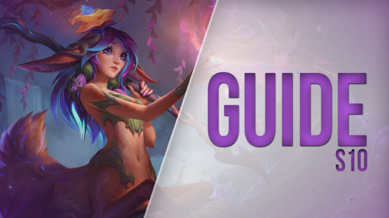 How to play Lillia Jungle in S10: build, runes and matchups