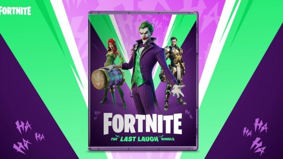 Fortnite: Joker Skin, Last Laugh Bundle release date and prices