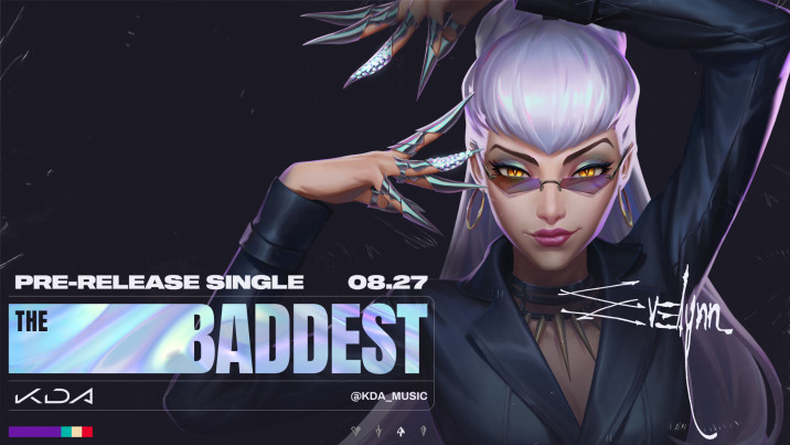 League Of Legends Is The New K Da Song A Duet With Seraphine Millenium