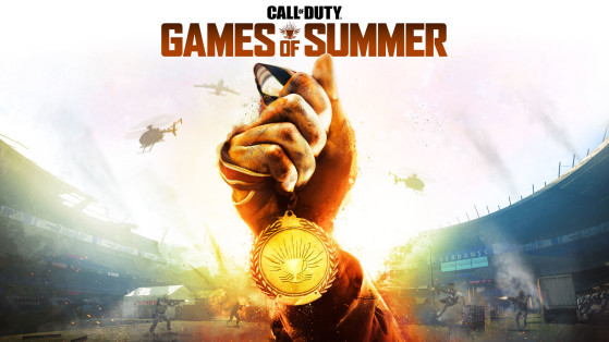 Games of Summer in-game event goes live