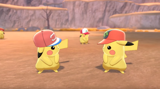 How to get all 8 Ash Hat Pikachu in Pokemon Sword and Shield