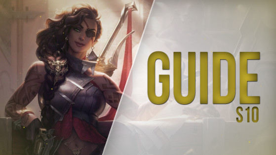 LoL Guide, Build for Samira, ADC, S10