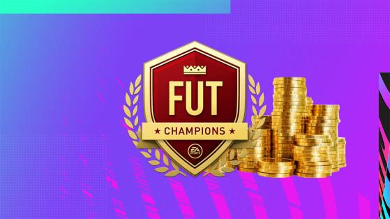 FIFA 21 - FUT Champions rewards, time & info