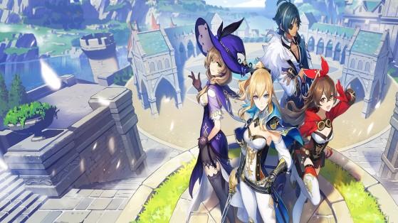 Genshin Impact Nameless Treasure Secret Quest Guide Millenium