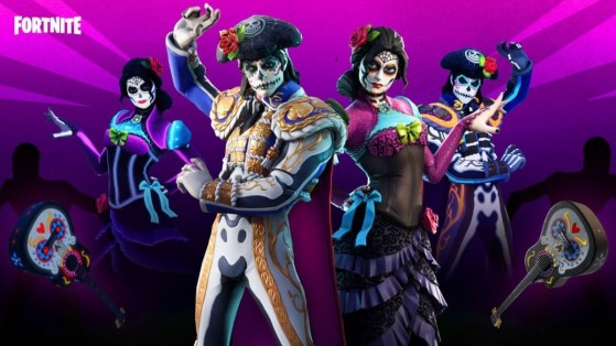 What is in the Fortnite Item Shop today? Rosa and Dante return on October 13