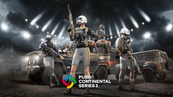 PUBG: PCS3 Format, Schedule and Teams