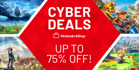 Best Black Friday / Cyber Monday Gaming Deals for Nintendo Switch, PS4/PS5, & Xbox Series S/X