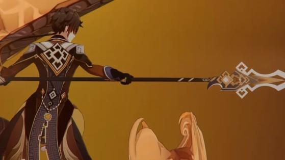 Zhongli Banner, Story Quest and Login Rewards in Genshin Impact