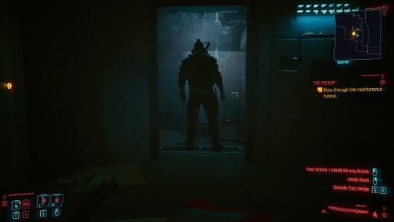 Jackie Cyberpunk 2077 bug - Cyberpunk 2077