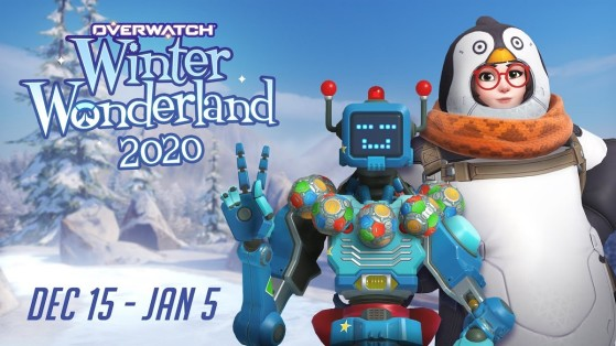 All you need to know about Overwatch Winter Wonderland 2020