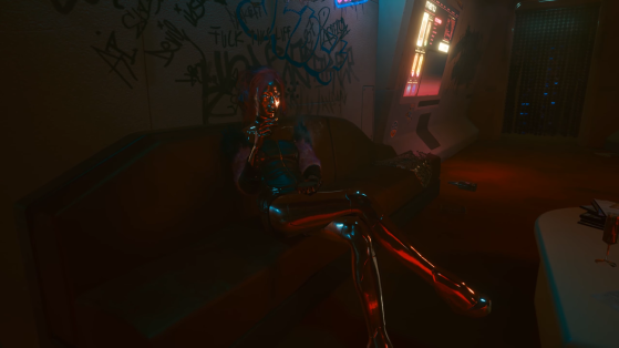 Where To Find Lizzy Wizzy in Cyberpunk 2077