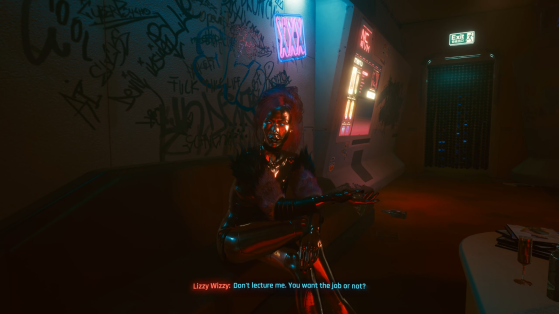 Credit: CD Projekt RED - Cyberpunk 2077