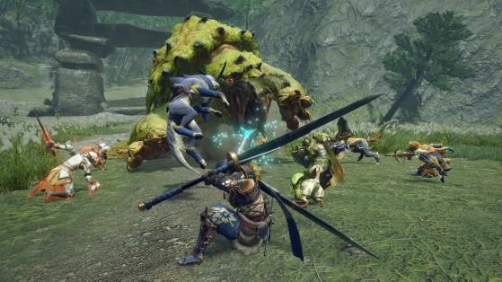 Monster Hunter Rise Switch Demo starts tonight