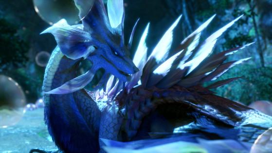 The Mizutsune is back in Monster Hunter Rise Demo - Monster Hunter Rise
