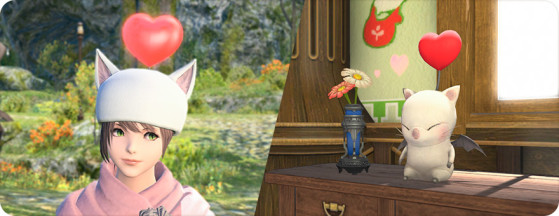 FFXIV Valentione's & Little Ladies' Day Event Rewards - Final Fantasy XIV