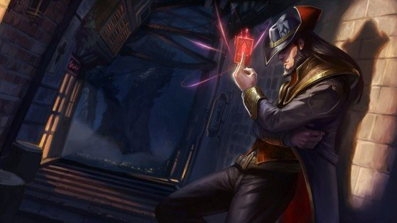 LoL Wild Rift: Twisted Fate Mid Build Guide