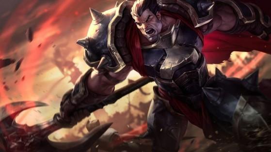 LoL Wild Rift: Darius Top Build Guide