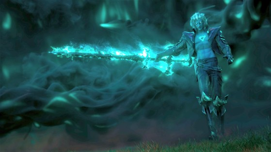 League of Legends leak hints at Isolde and legendary skins