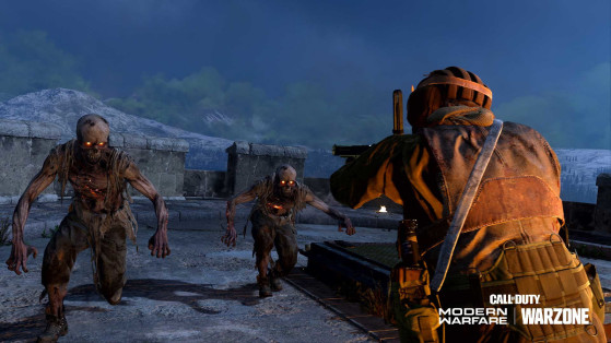 Warzone Season 2 Zombies, Zombie Mode, Outbreak Event, Release Date