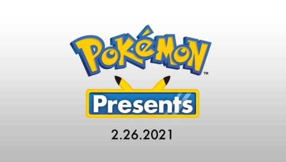 Don't forget to tune into the Pokémon Presents shortly!