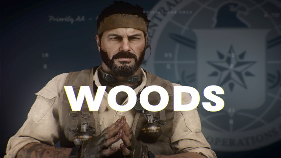 Black Ops Cold War Season 2: Woods Operator Missions