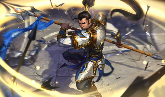 League of Legends unveils plans to upgrade Xin Zhao