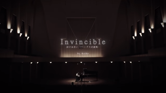FFXIV team reveals Invincible music video by Keiko