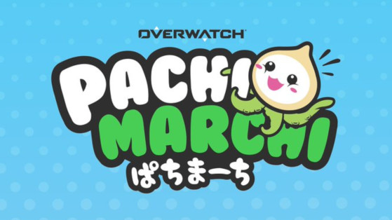 The Overwatch Patchi Marchi Challenge event starts today