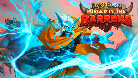 Hearthstone: Forged in Barrens