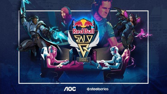 League of Legends tournament Red Bull Solo Q returns for 2021