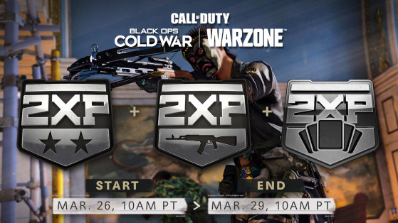Double XP weekend unveiled by Treyarch along with new wave of bans