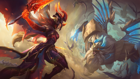 New Blackfrost and Dragonslayer skins coming to League of Legends