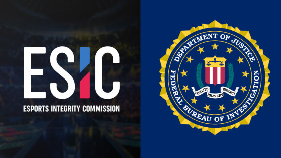 ESIC involves the FBI in match-fixing investigation